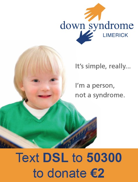 Text DSL to 50300 to donate €2