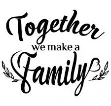 together we are family