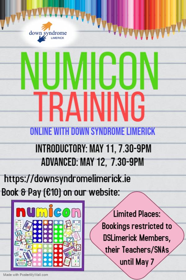 Numicon Training